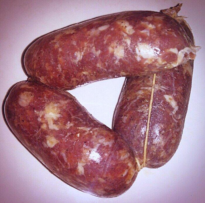 salsiccia fresca - salamelle